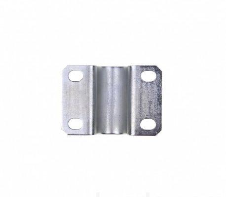 Скоба двухлапковая для крепления стойлового оборудования